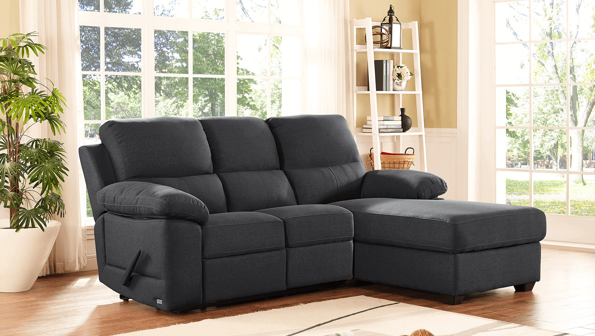 Living Room Furniture Reclining Sofa Loveseat And Armchair Cazis