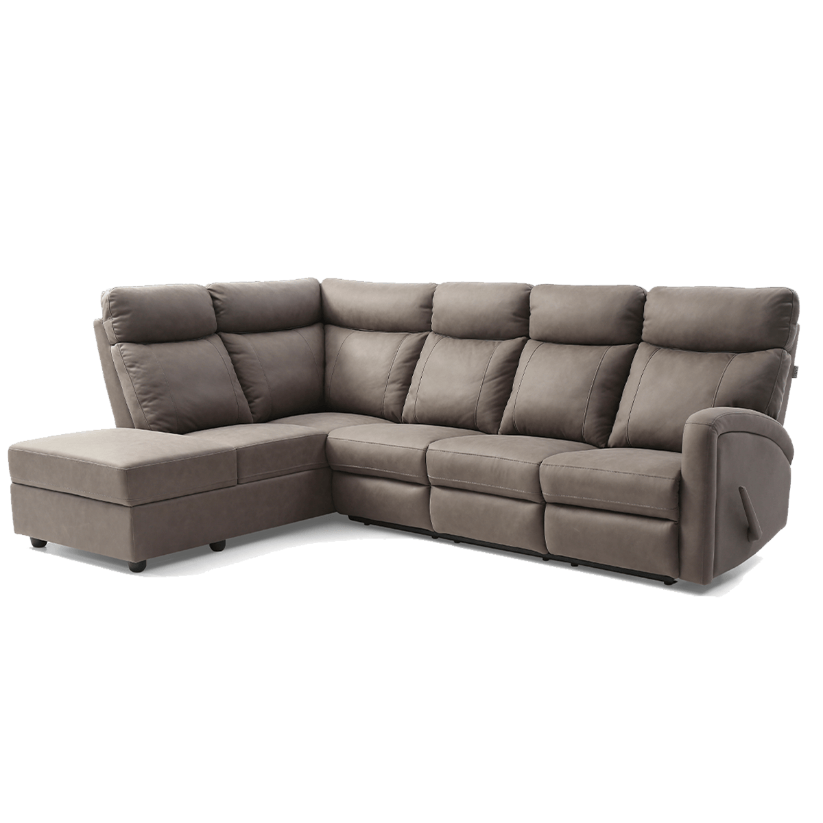 Sectional Bordeaux